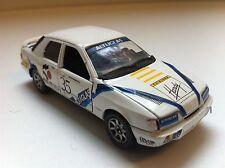 Vitesse - Ford Sierra 2.0 I Ghia rallye n° 35 - Peu courante (1/43)
