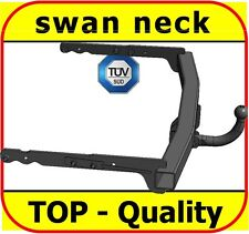 Towbar Tow Hitch Trailer Ford Mondeo 4 IV Hatchback 2007 - ON / swan neck