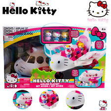 Sanrio Hello Kitty Airline Action Figure Kids Children Pretend Play Set Toy Gift