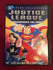 Justice League - Star Crossed: The Movie DVD (Kids Collection)