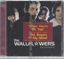 CD--THE WALLFLOWERS--RED LETTER DAYS