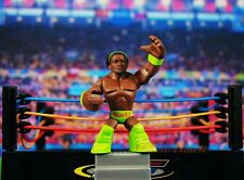 Mattel WWE Wrestling Rumblers Figure Elite Kofi Kingston Cake Topper K903 K