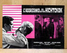 L'ASSASSINIO DEL DOTTOR HICHTCKOK fotobusta poster Autopsia de un criminal Rabal