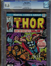 THOR 253 CGC 9.6 1976 MARVEL COMICS OFF WHITE TO WHITE PAGES BLUE LABEL N. MINT+