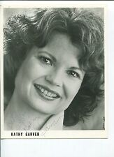Kathy Garver Family Affair Spider-Man Voice Actress Signed Autograph Photo