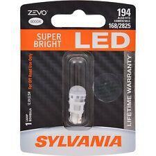 SYLVANIA 168/194/2825 LED Premium White Miniature Bulb