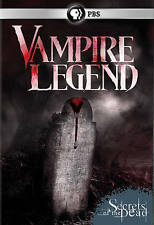 Secrets of the Dead: Vampire Legend (DVD, 2016) a PBS Special/Documentary