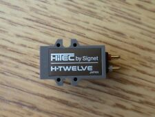 Rare HiTec H-Twelve (H-12) Phono Cartridge by Signet for Turntable