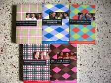 5 CLIQUE SERIES BOOKS BY LISA HARRISON NO DOUBLES FREE SHIPPING
