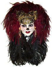 Unique Creations Cat Lady Face Mask Wall Hanging Decor 31707