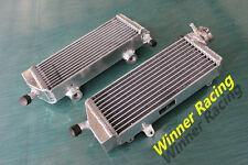 hi-perf aluminum radiator KTM 250 SXF/SX-F 2007 2008 2009 2010 2011 2012