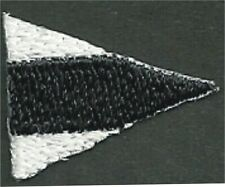 International Maritime Nautical Signal Flag 3rd Repeater Sub Embroidery Patch