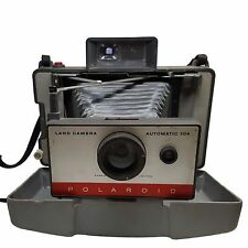 POLAROID Land Camera Automatic 104 Instant Vintage Untested