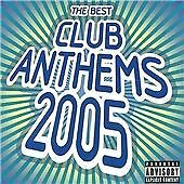 BEST CLUB ANTHEMS...EVER 2005 CD X 2