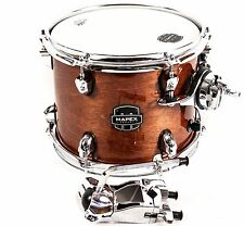"Mapex Armory Tom Drum, 10 x 7.5"", Transparent Walnut With Mount, NEW"