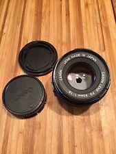 Lente De Cámara Canon FD 50 mm 1:1 .8 6409919