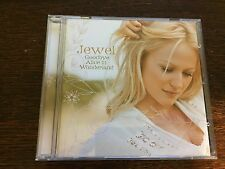 Jewel - 'Goodbye Alice in Wonderland' UK CD ALBUM (2006)