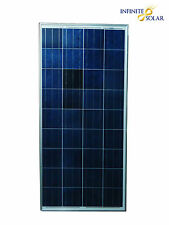 Wholesale lot of 3 PIECES of 120 watts Poly crystalline Solar Panel