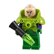 LEGO LEX LUTHOR MINIFIGURE Superman Vs. Batman AUTHENTIC NEW 10724