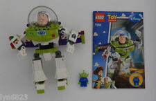 LEGO TOY STORY ~ CONSTRUCT A BUZZ LIGHTYEAR + ALIEN MINIFIGURE ~ 100% COMPLETE
