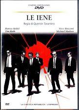 LE IENE (Cinema Americano DVD) di Quentin Tarantino DVD FILM Excellent Edit.
