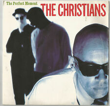 """THE CHRISTIANS The Perfect Moment  7"""" Vinyl 1993 EX       Ref C5"""
