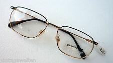 EBM Fassung Titanbrille Herren Akzent-Bügel eckig groß hochwertig GR:M 56-16