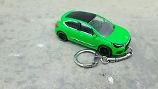 Diecast Citroen DS4 Green Keyring / Keychain NEW