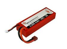 Yuki 801006 Model Brainergy LiPo 2s1p 7.4V 5200mAh 45C komp.m.Deans