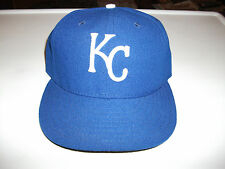 KC Royals NEW ERA cap size 71/8 New w1 sticker still on bill 5950 model onfield