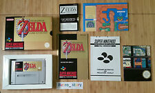 Super Nintendo SNES The Legend Of Zelda - A Link To The Past PAL