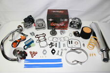 Scooter Big Bore Kit 100cc 50mm Bore QMB139 GY6 Scooter Performance Parts Kit5ch