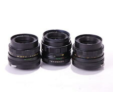 LOT OF 3 lenses Helios-44M Helios-44M-4 Fully Functional FREE WW SHIP