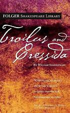 Troilus and Cressida (Folger Shakespeare Library)-ExLibrary