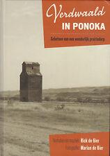 VERDWAALD IN PONOKA (+ CD) - RICK DE GIER (VERHALEN EN MUZIEK)