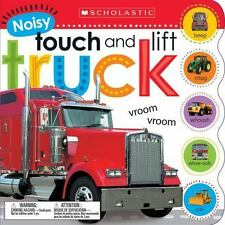 Noisy Touch and Lift Truck (Scholastic Early Learners)