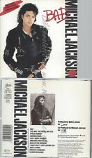 CD--MICHAEL JACKSON -- -- BAD