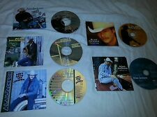 Lot of 5 Alan Jackson CDs Country 1990 to 1996 Real World Who Love Livin'