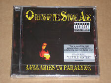 QUEENS OF THE STONE AGE - LULLABIES TO PARALYZE - CD SIGILLATO (SEALED)