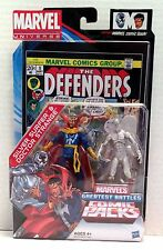 * MARVEL'S GREATEST BATTLES / SILVER SURF*DR.STRANGE / Action Fig. Hasbro 2011 *