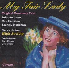 [NEW] CD: MY FAIR LADY / HIGH SOCIETY