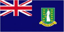 British Virgin Island large flag 5ft x 3ft