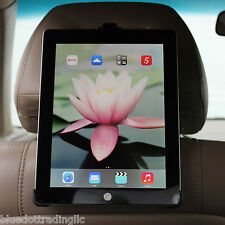 SHIPS FROM USA ~Car Seat Back Headrest Mount Holder for the New iPad 4 3 2nd 2