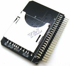 """SD SDHC SDXC MMC Memory Card to IDE 2.5"""" 44 Pin Male Adapter Converter"""