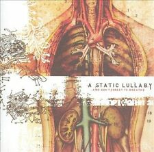 ...And Don't Forget to Breathe by A Static Lullaby (CD, Jan-2003, Ferret Music)
