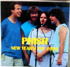 Phish New Years Eve 1992 3 CD Set RARE!