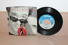 "Huey Lewis & The News I want a new drug/Finally Found 7"" vinyl picture sleeve"