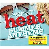 HEAT SUMMER ANTHEMS [ 2015 ] 3 CD - 60 TRACKS - VARIOUS