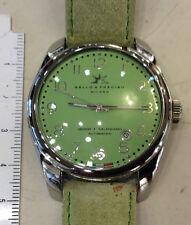 Bello&Preciso Milano orologio automatico nuovo quadrante verde cassa mm 40,00
