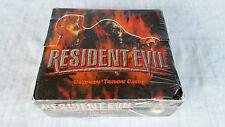 1998 Resident Evil Trading Cards Biohazard Wildstorm CAPCOM SEALED!!